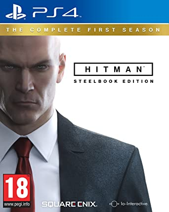 Amazon Com Hitman Ps4 Video Games