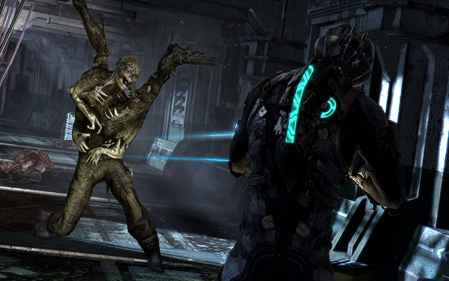 amazon com dead space 3 limited edition pc video games rh amazon com Dead Space PC Controls Dead Space 3 PC Cover