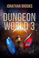 Dungeon World 3: A Dungeon Core Experience Kindle Edition