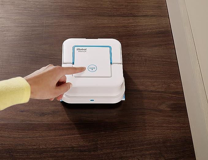 Amazon.com: Robot mopeador. iRobot Braava Jet 240. ...