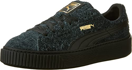 Puma Women's Suede Elemental Wn's Fashion Sneaker: PUMA