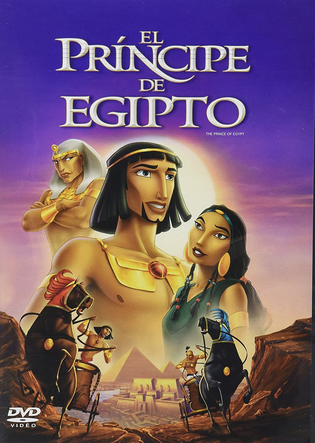 El Principe De Egipto Ntsc Region 3 4 6 Movies Tv