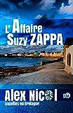 L'Affaire Suzy Zappa: Enquêtes en Bretagne