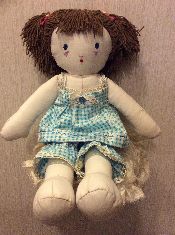Soft Textile Eco Doll