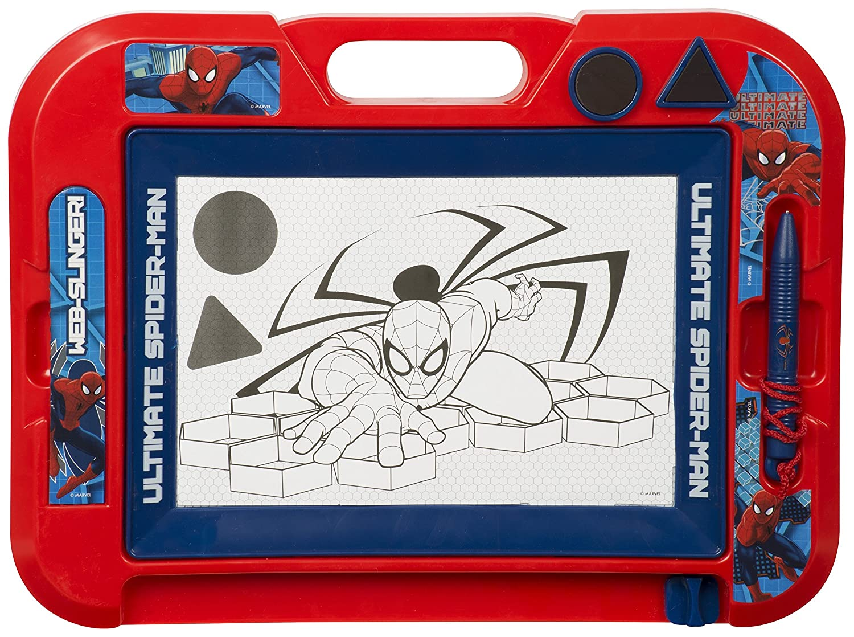 Marvel Spiderman magnétique Barbouilleur Etch A Sketch dessin Doodle Board
