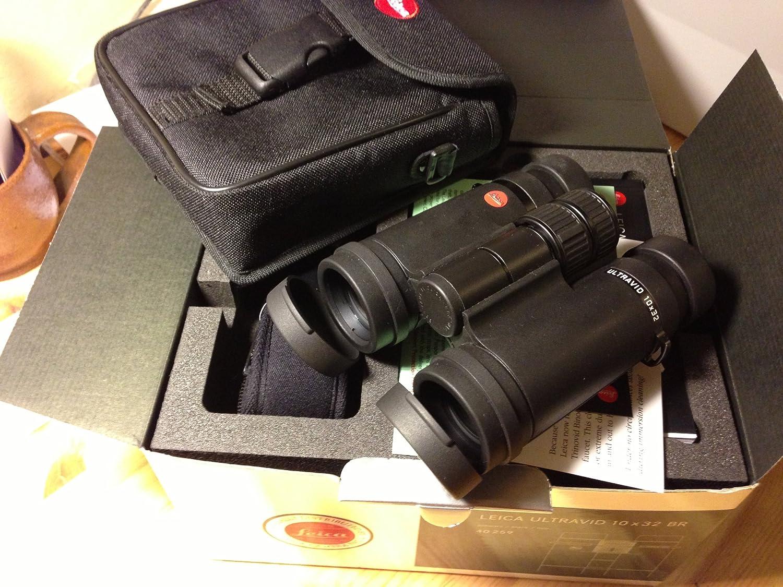Leica 10 x 32ゴムArmored双眼(ブラック) B0007KQ8JK