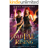 Bad Fae Rising (The Paranormal PI Files Book 3)