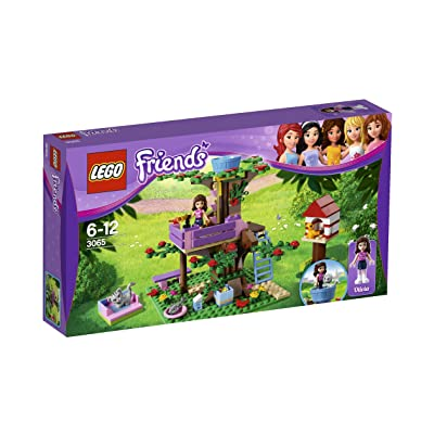 LEGO Friends Olivia's Tree House 3065: Toys & Games