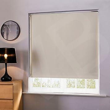 VICEROY BEDDING Easy Fit Licht Reduziert 100% Thermo Verdunklungsrollo  Jalousien Home Schlafzimmer Fenster Stoff Rollo