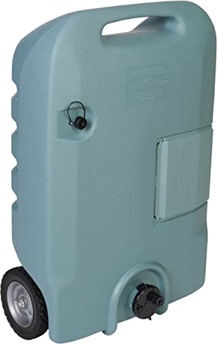 Tote-N-Stor 25608 Portable Waste Transport - 25 Gallon Capacity