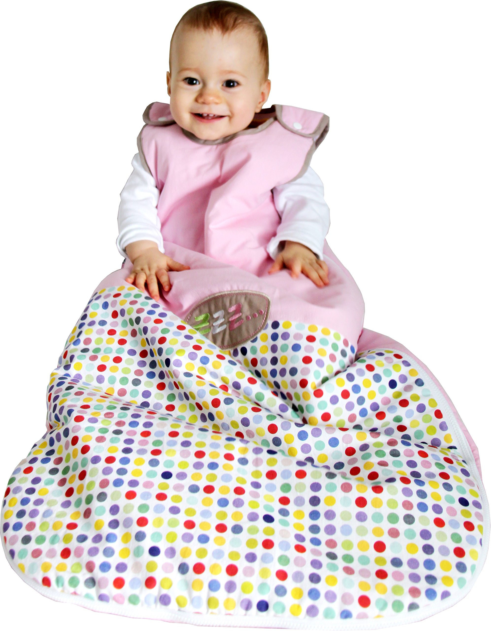 TuoMio Baby Sleeping Bag - 6-18 months - 2.5 Tog 4 seasons Sleeping Bag