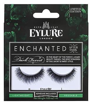 6a6db12e6b4 Eylure Enchanted After Dark Lash, Dark Forest: Amazon.co.uk: Beauty