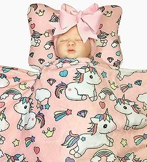 Amazon.com: Bling Mami - Almohada para bebé con forma de ...