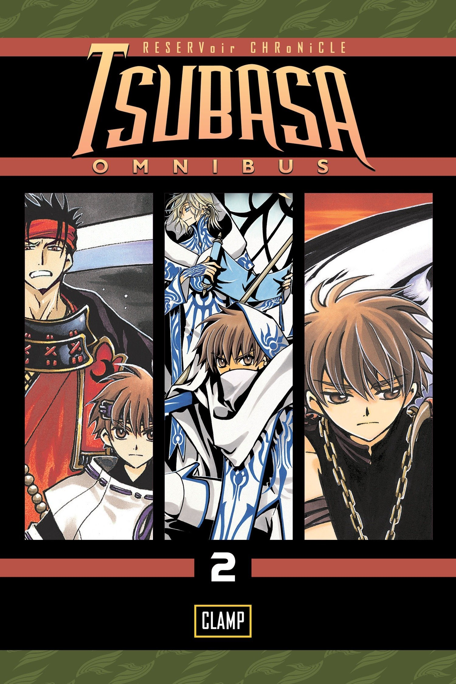 Download Tsubasa Omnibus 2 pdf