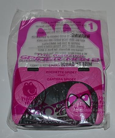 Mcdonalds Spiderman 2 Spidey Clutch #1 From 2014