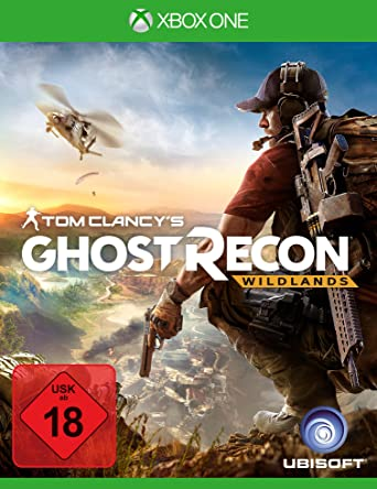 Tom Clancys: Ghost Recon Wildlands - Xbox One [Importación ...