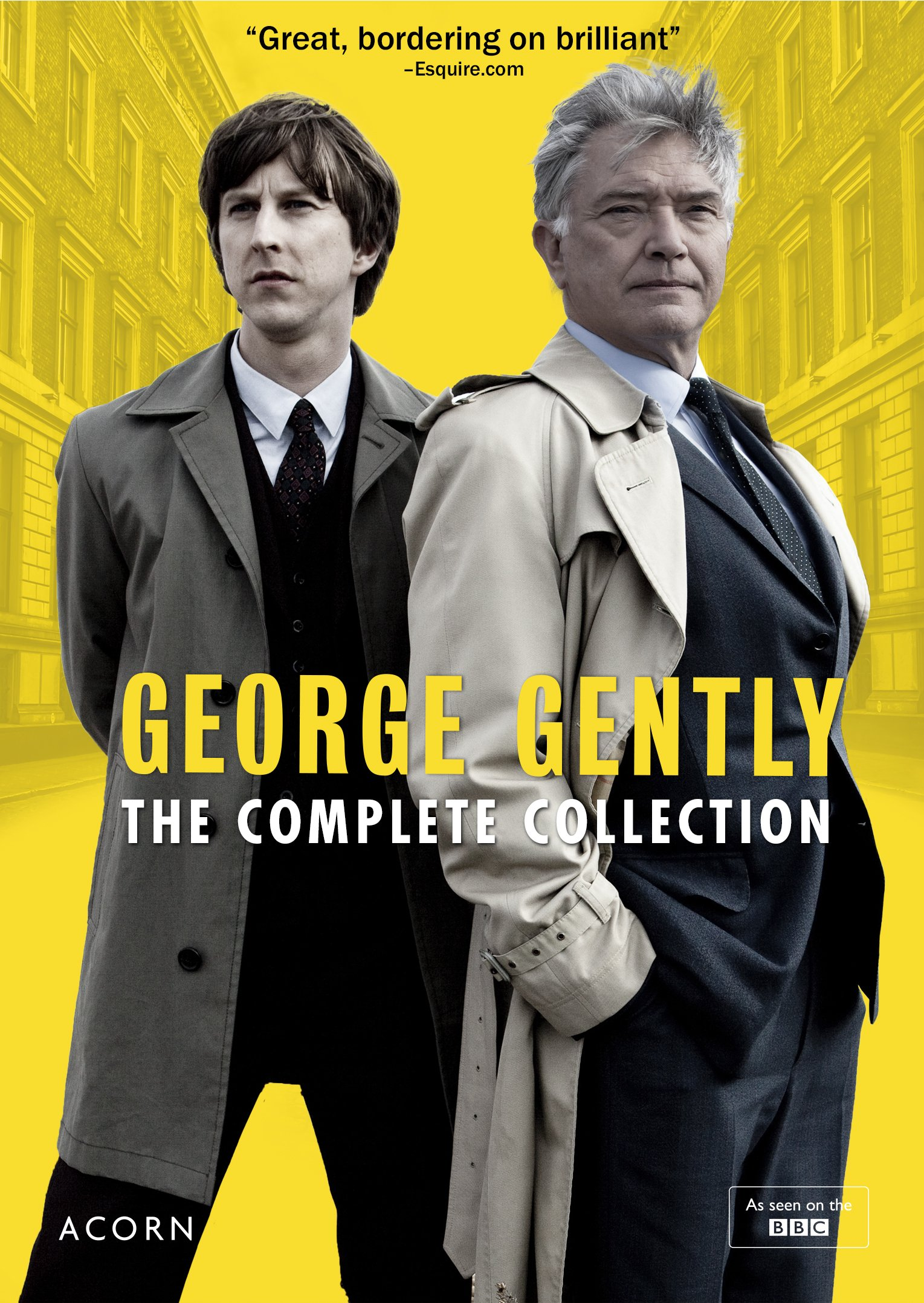 George Gently: The Complete Collection by RLJ/SPHE