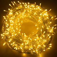 Quntis LED String Lights CE Standard LED Fairy Lights Low Voltage Copper Wire Indoor Outdoor Fairy Lighting for Christmas Wedding Party Garden Yard Tree