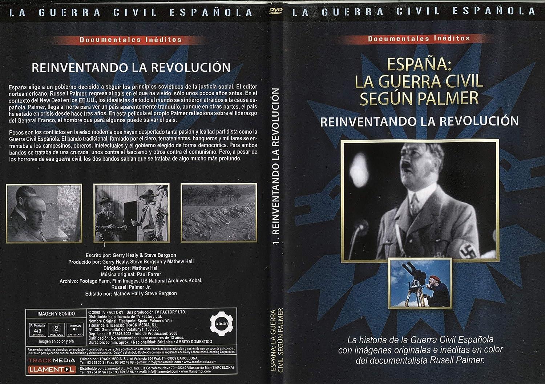 Pack España La Guerra Civil Segun Palmer [DVD]: Amazon.es: Varios ...