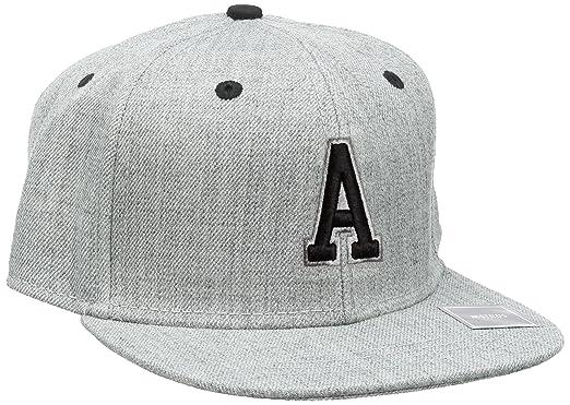 ecb36e579f8 MSTRDS Letter Snapback MASTERDIS Streetwear Cappello at Amazon Men s  Clothing store