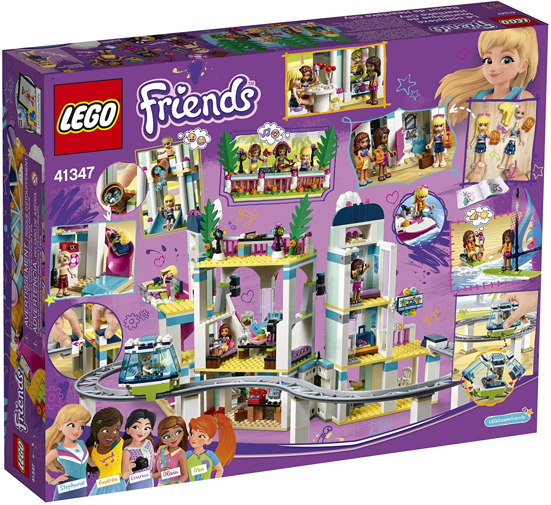 Pso įsipareigoti Galima Remontuoti Lovely Hotel Lego Friends Malzwischendurch Net