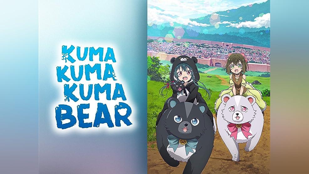 Kuma Kuma Kuma Bear (Original Japanese Version)