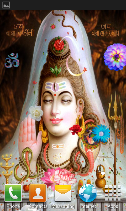 Amazon Com Lord Shiva Hd Live Wallpaper Appstore For Android