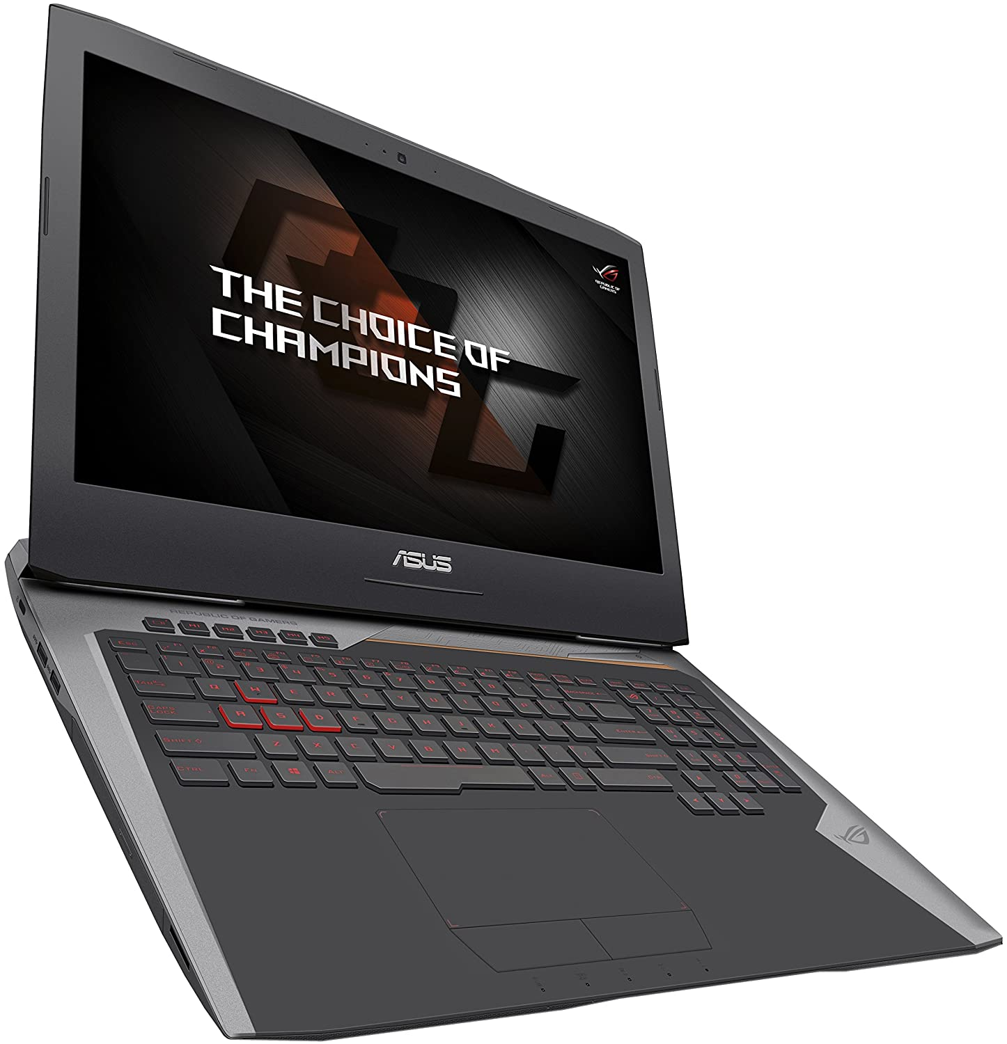 ASUS ROG G752VY-DH72 2.6GHz I7-6700HQ 15.6