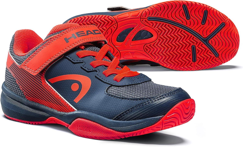 Head Sprint Velcro 3.0 Jnr Zapatillas de Tenis Unisex Ni/ños