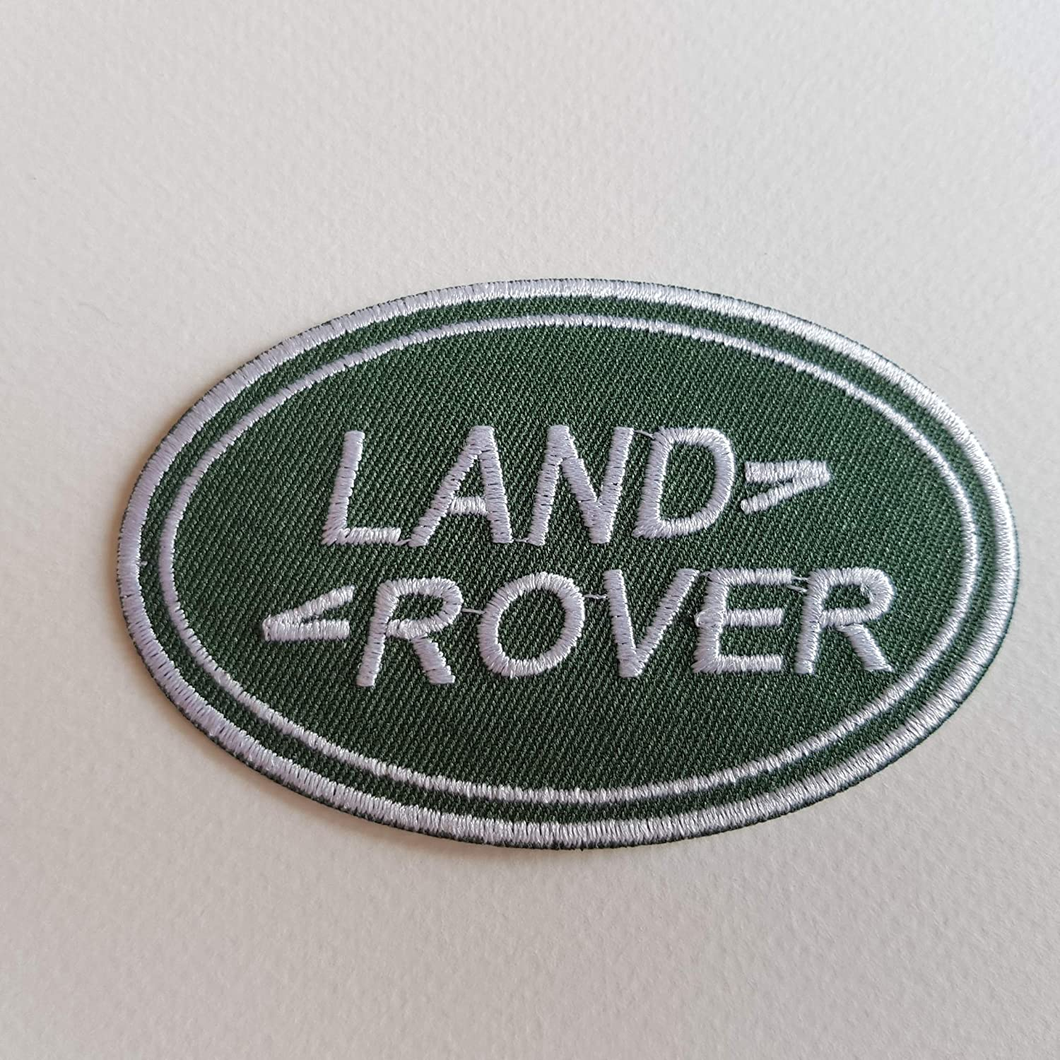 BLUE HAWAI ECUSSON Patches AUFNAHER Toppa THERMOCOLLANT - Land Rover 9 * 5, 5 CM