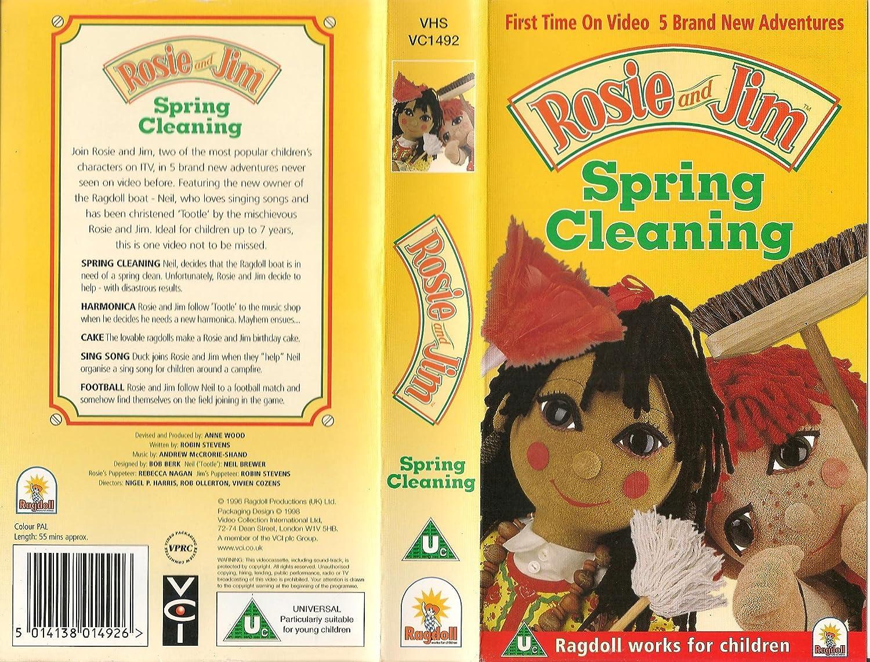 rosie u0026 jim spring cleaning amazon co uk video
