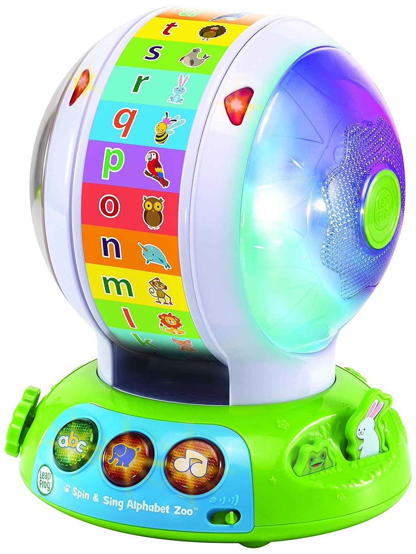 Vtech 601403 Spin & Sing Alphabet Zoo Ball Leapfrog