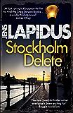 Stockholm Delete (Stockholm Noir)