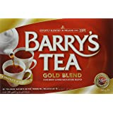 Barry's Gold Blended Tea Bags/ Red Label (Pack of 3)