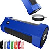 Amazon Price History for:Amazon Tap Case Sling Cover [Anti-Roll] Easily Dock on Your USB Charger Cradle Base Now With The Best Bottomless Silicone Design by CUVR (Blue)