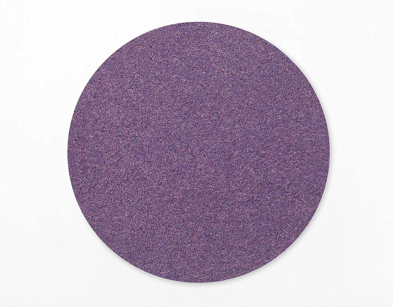 Precision Shaped Ceramic Grain Pack of 50 6 Purple Backing Film 6 in x NH 180+ Film 3 MIL Linered w//Tab Cubitron II 87052 3M Stikit Film Disc 775L