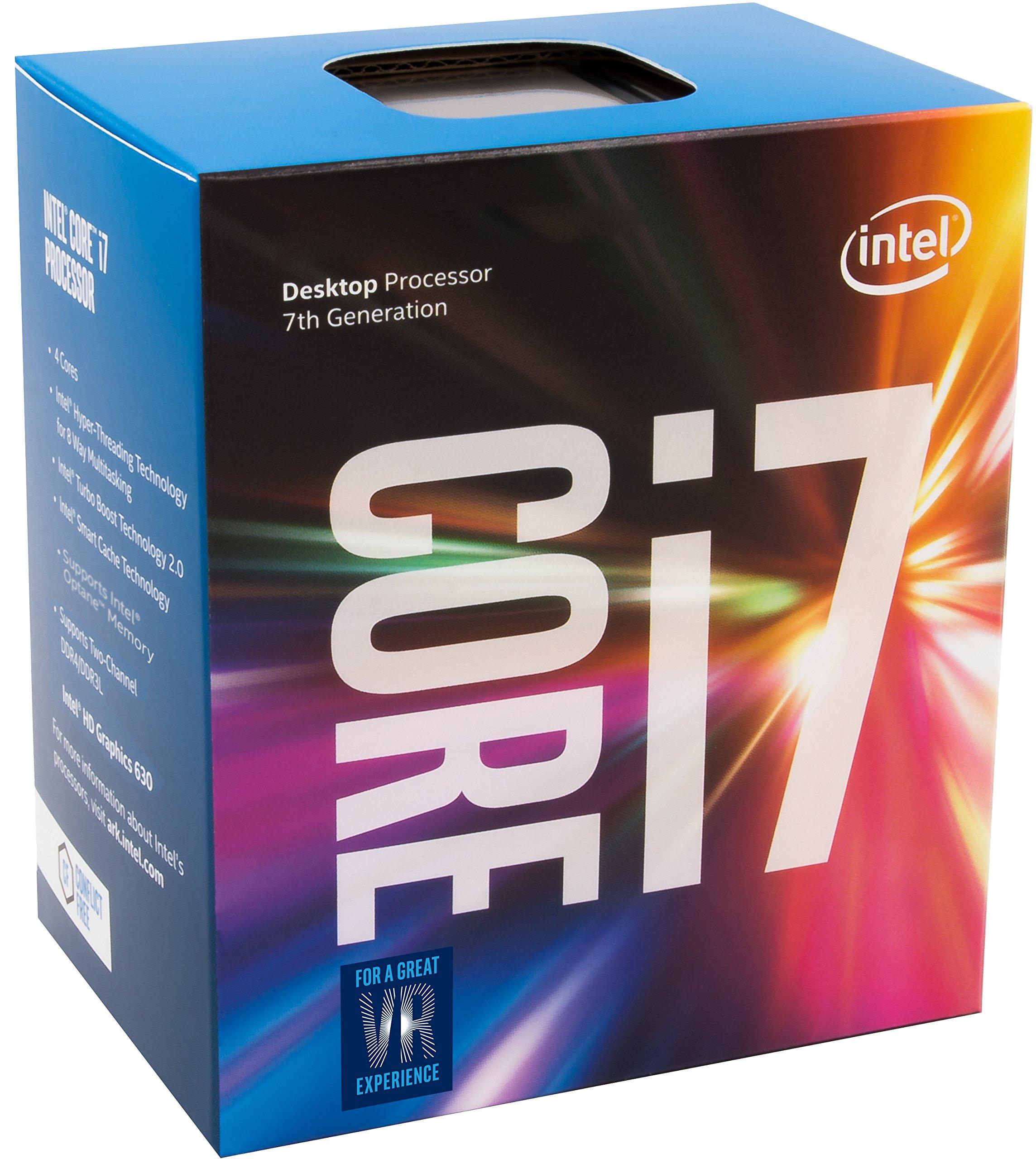Intel BX80677I77700T 7th Generation Core i7-7700T Processor by Intel (Image #1)