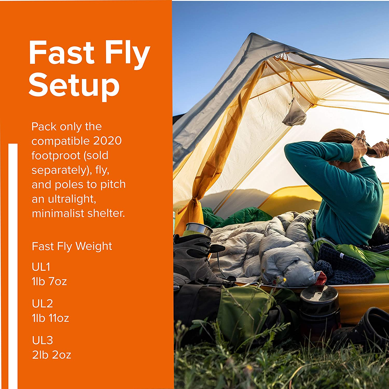 Ultralight Backpacking Tent Big Agnes Tiger Wall UL