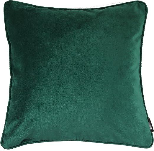 Premium Lime Green Plush Velvet Fabric Smooth Plain Upholstery Cushion Curtain