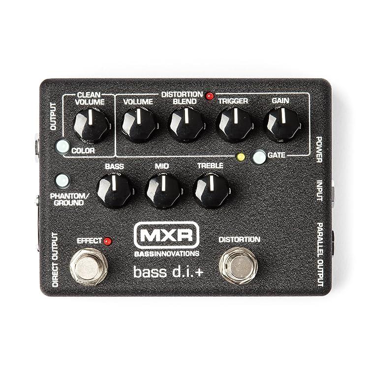 MXR BASS DI+ M-80