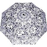BB Designs Black & White Print Marvel Umbrella