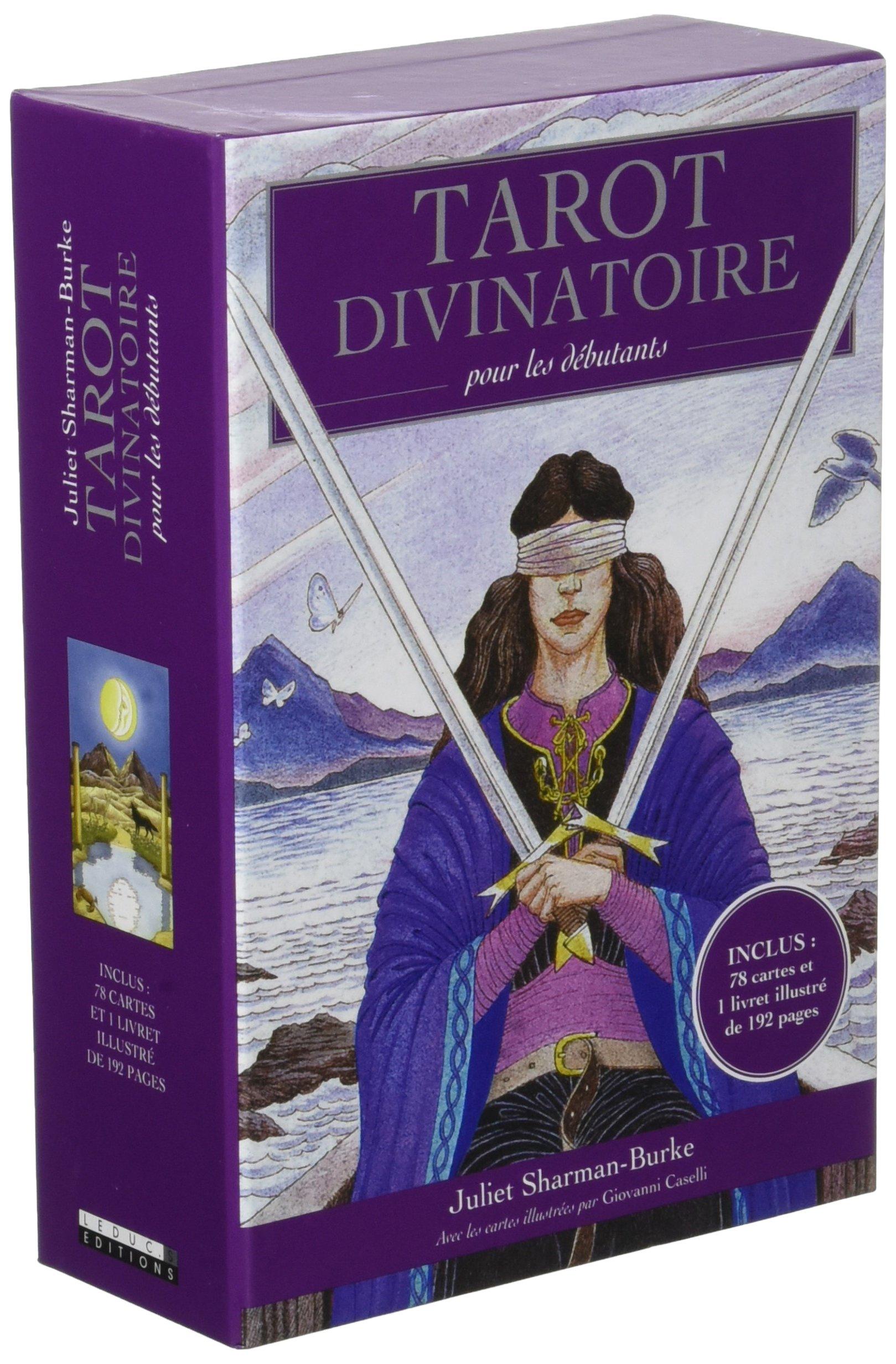 f6b25774129dd Amazon.fr - Tarot divinatoire pour les débutants   Avec 78 cartes -  Giovanni Caselli