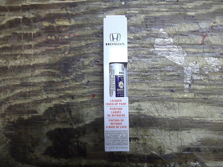 Honda Genuine 08703-NH731PAH-A1 Crystal Black Pearl Touch-Up Paint Pen (.44 fl oz, Paint Code: NH731P)