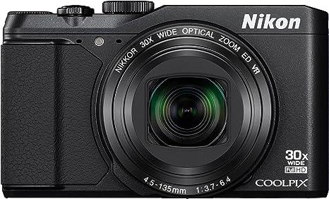 Nikon Coolpix S9900 - Cámara compacta de 16 MP (Pantalla de 3 ...