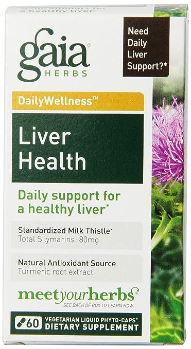 Liver Health Gaia Herbs
