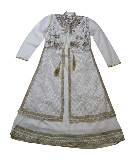 Ali Outfits - Vestido - para niña multicolor Color Multi Talla única: Amazon.es: Ropa y accesorios