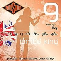 Rotosound JK9 - Traje para guitarra acústica