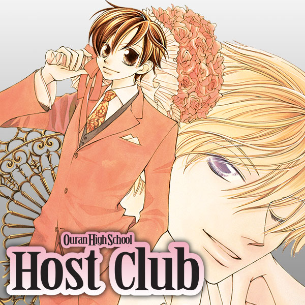 Ouran High School Host Club (Issues) (18 Book Series)