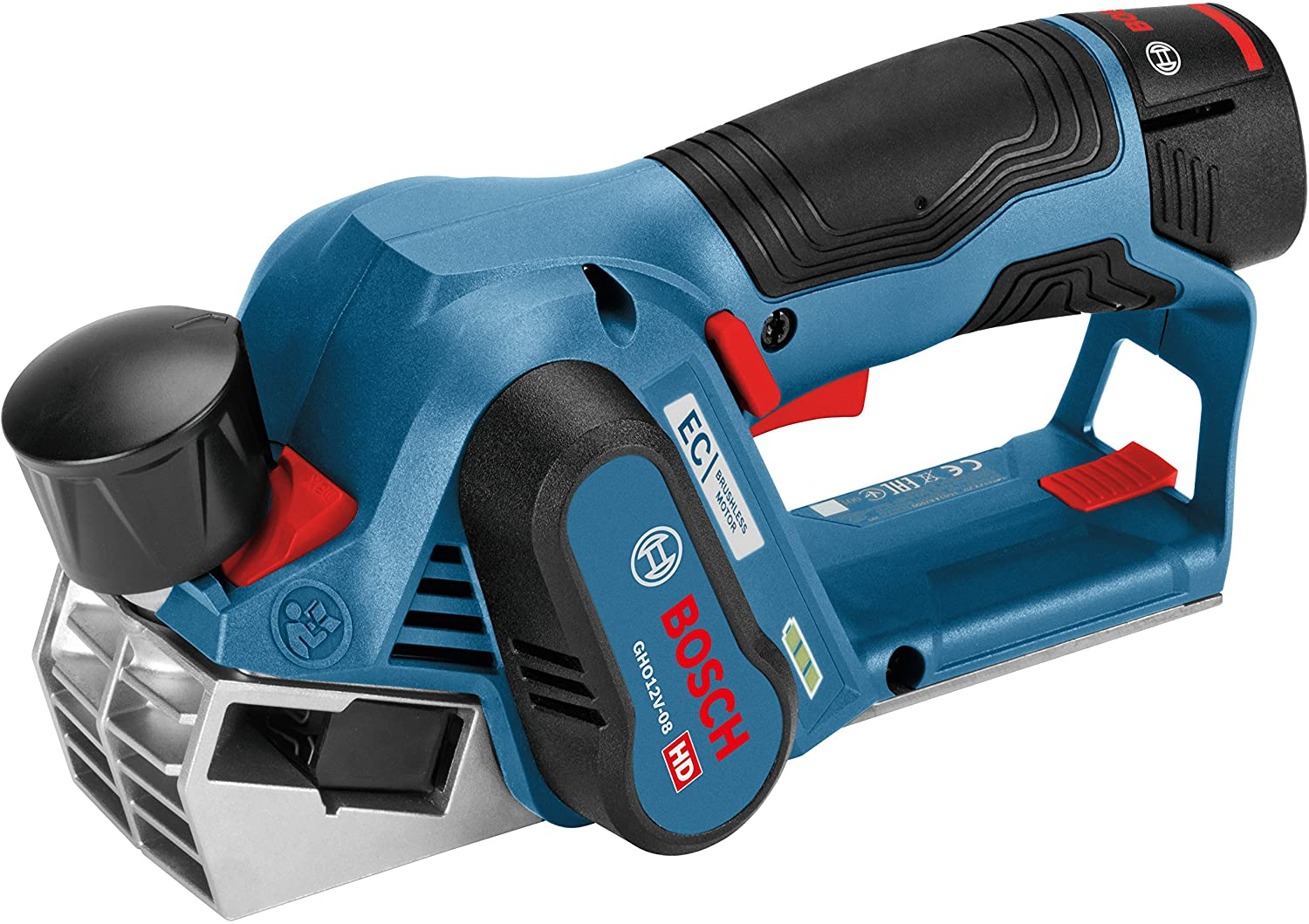 Bosch GHO12V-08N Electric Hand Planers product image 1