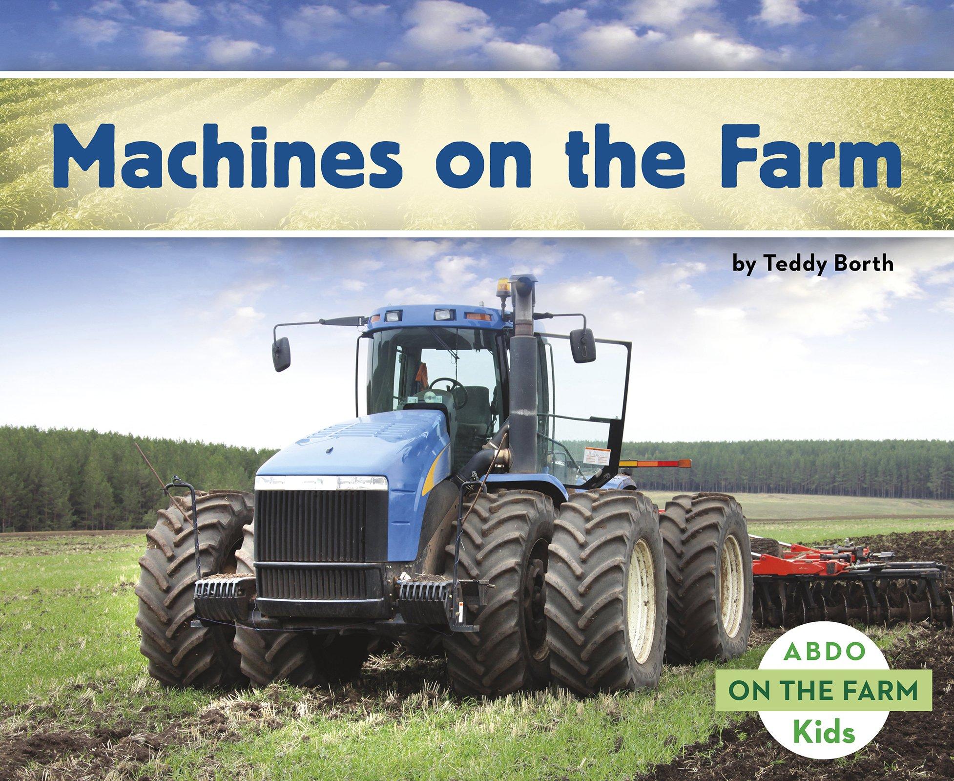 Machines on the Farm pdf epub